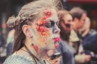 Helsinki'yi zombiler bastı